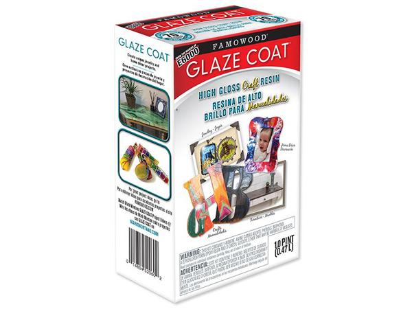 gc craft 1 pt box - Famowood Glaze Coat Application Instructions